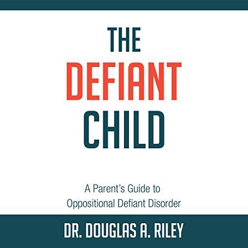 The Defiant Child audiobook cover art