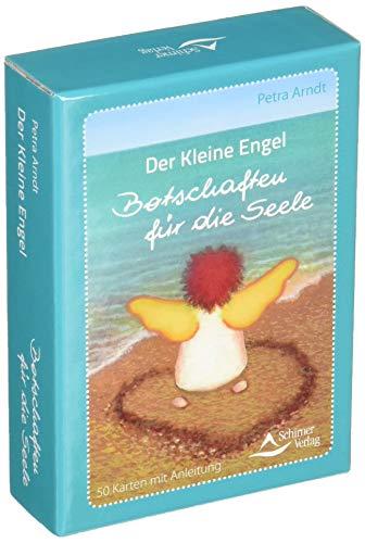 SET - Der Kleine Engel: Botschaften für die Seele - 50 Karten mit Anleitung