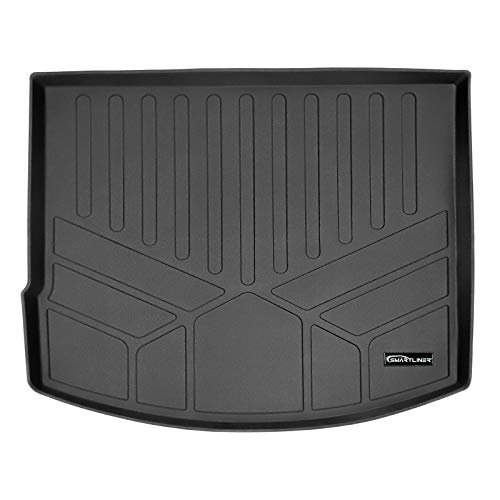 MAXLINER All Weather Cargo Trunk Liner Floor Mat Black for 2013-2019 Ford Escape / 2015-2019 Lincoln MKC