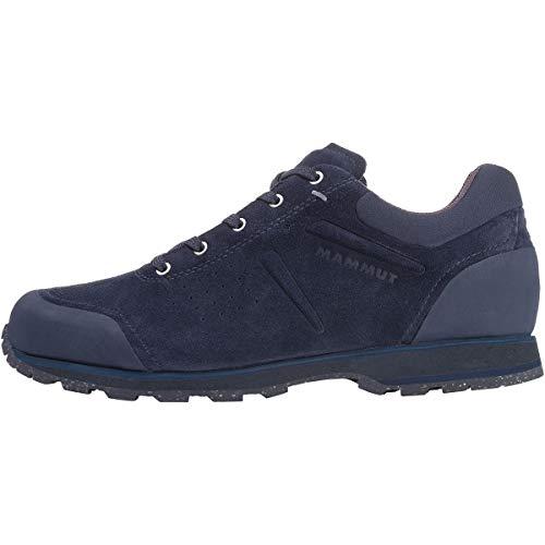 Mammut Herren Zapatilla ALVRA II Low GTX Sneaker, Marine/Black, 41 1/3 EU