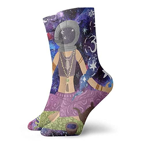 Hermosos calcetines de yoga calcetines para unisex casual calcetines transpirables atléticos cortos transpirables cómodos ligeros y casuales divertido novedad