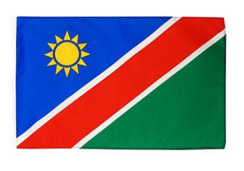 Flaggenfritze Flagge/Fahne Namibia + gratis Sticker