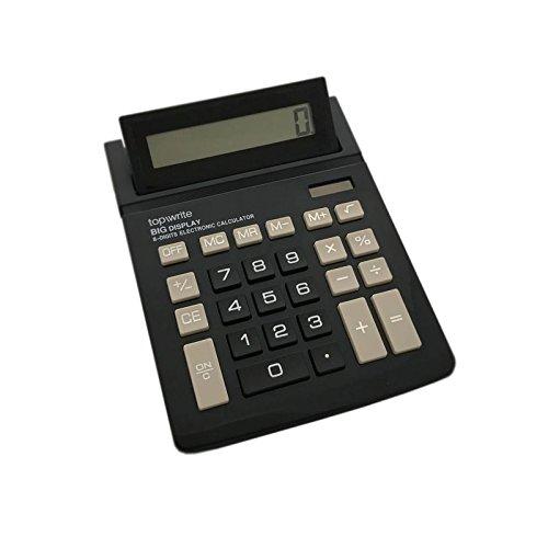 TOPWRITE Calculator 8-Digit Jumbo Taschenrechner