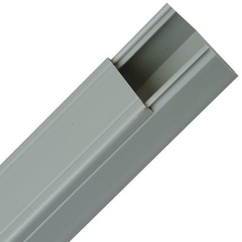 Preisvergleich Produktbild Kopp 394605009 Kabelkanal,  2 m,  60 x 40 mm,  grau