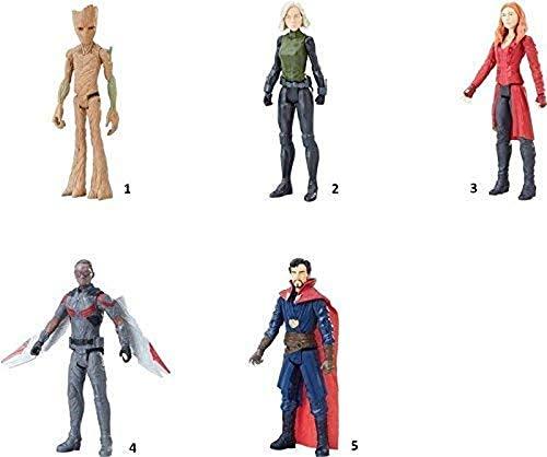Marvel Avengers- Titan Hero Series, 1 Unidad, Color Modelos Surtidos (Hasbro E2170EU4)