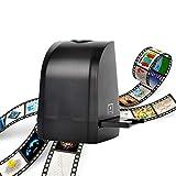 YANXS Escáner Negativo/Positivo de película con 2400DPI/4800DPI de Alta resolución, USB 35mm 135 Slide to Digital Conveter, Compatible con Windows XP/Vista / 7/8/10