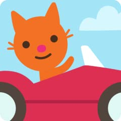 More than ten vehicles, from racing cars to a shoe-mobile Six destinations from magical mountains to the big city No rules or time pressures. Explore at your own pace Perfect to bring along on your own road trips Great for toddlers and preschoolers, ...