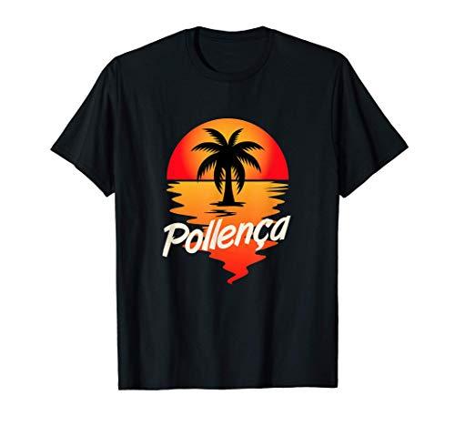 Pollenca Mallorca España Camiseta