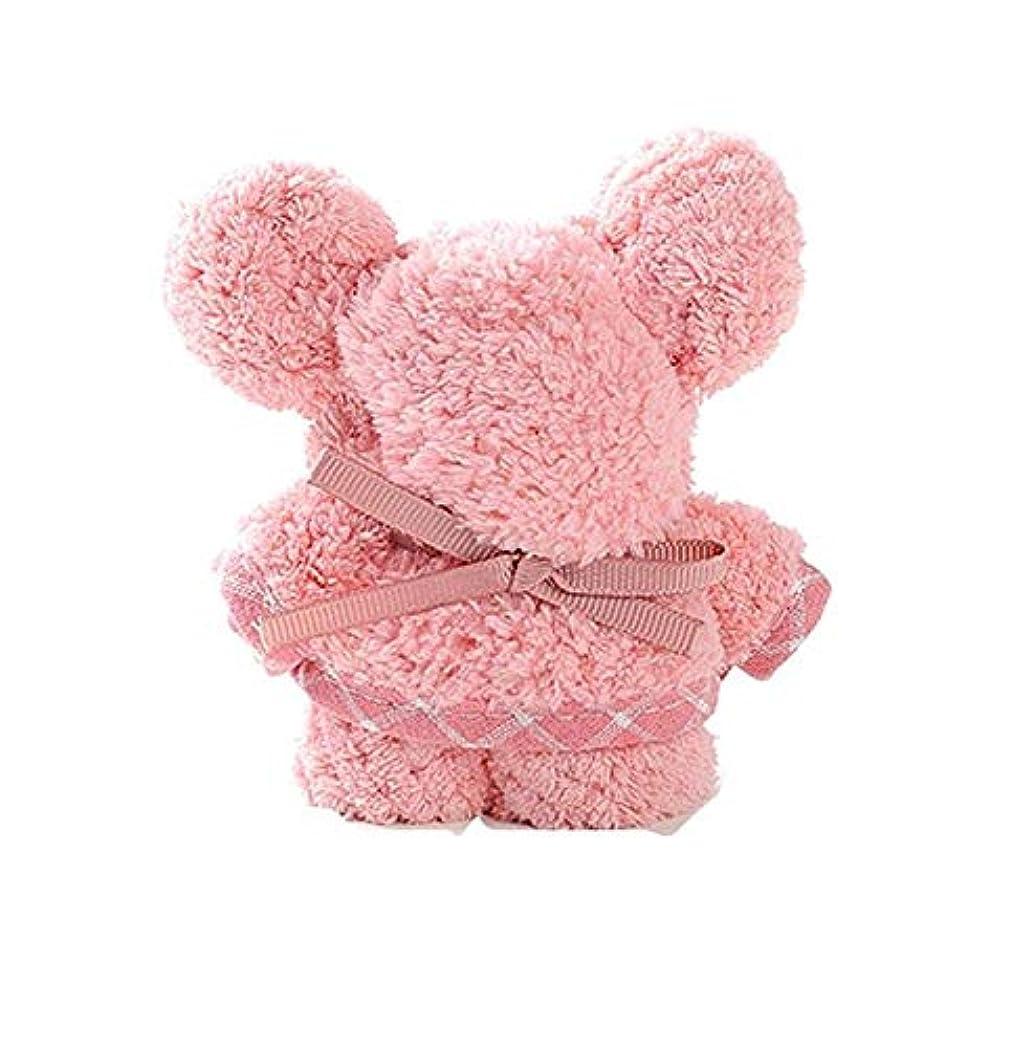 にもかかわらず石灰岩分類ハンドタオル 雑巾 食器用 業務用 クマの形 速乾 激落ちクロス 強吸水性 手ぬぐい キッチンクロス マイクロファイバー ディッシュクロス