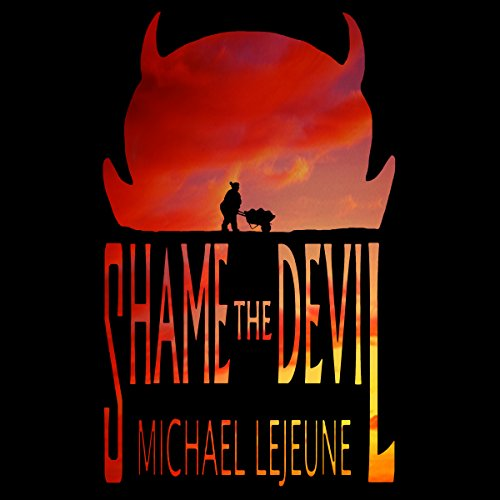 Shame the Devil audiobook cover art