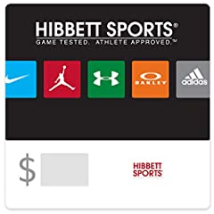 For future In-Store purchases only. Accepted in all Hibbett Sports and Sports addition locations. Redemption Instore Only For balance inquiry, call 1-888-806-1720. No returns and no refunds on gift cards.