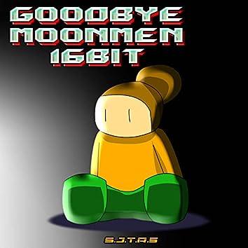 Goodbye Moonmen 16-bit (Cover)
