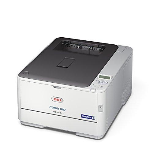 『OKI COREFIDO2 C312dn A4 カラー LEDプリンタ ( コンパクト / 自動両面印刷 / 5年無償保証 ) C312DN』のトップ画像