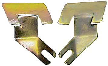 67-69 Camaro Firebird (Coupe) Lower Outer Windshield Molding Clips - LH/RH (Sold as a Pair)