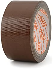 Boma B47008400013 - Cinta adhesiva para reparación (50 mm x 10 m), color marrón