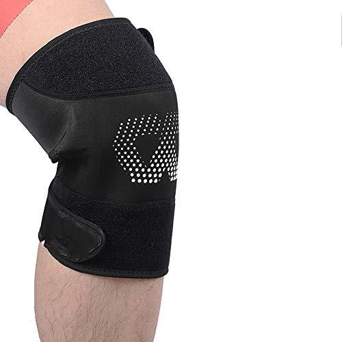 LINBUDAO Sportieve kniebeschermers, elastische kniebeschermers, hardlopen, fitness, etc.