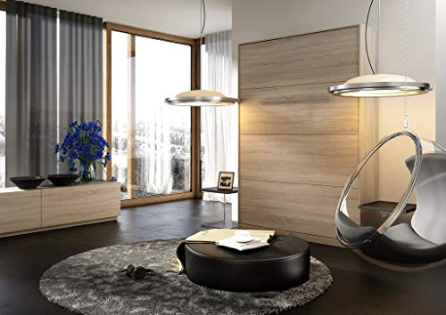 Buy Bargain Milano Wall Bed (Sonoma Oak)