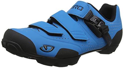 Giro Giro Herren Privateer R MTB Radsportschuhe - Mountainbike, Blue Jewel, 41 EU