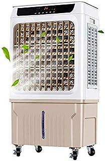 Aire Acondicionado Refrigerador PortáTil, Con Ruedas, Aire Acondicionado MóVil, Filtro De Polvo De Enfriamiento De Alta Eficiencia, Tanque De Agua De 40 Litros Con Congelador, Sala De Estar Interior