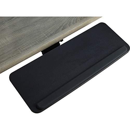 Lorell Universal Keyboard Tray, Black