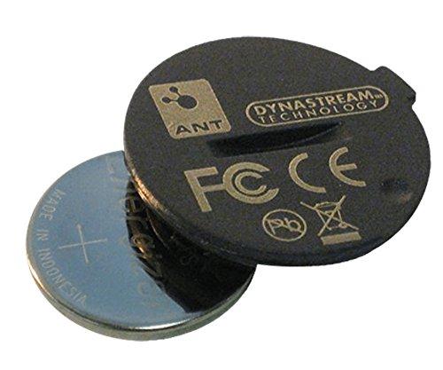 SUUNTO SS013436000 Pile pour podomètre Foot POD (Argent/Noir)