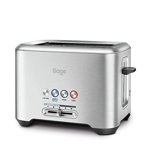 Sage by Heston Blumenthal the Bit More, 2 Slice Toaster, 1000 Watt