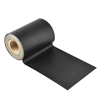Leather Repair Tape Self-Adhesive Leather Repair Patch for Sofas Car Seats Handbags,Furniture Drivers Seat,Black 4 X 120 Inch