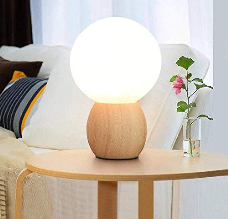 Chandeliermodern Kreative Woody Dekoration Runde Led Wohnzimmer Kinderzimmer Schlafzimmer Nachttischlampe 15  25