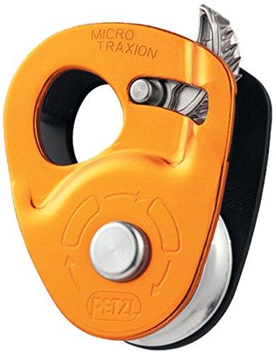 Petzl, Micro Traxion, Yellow, P53