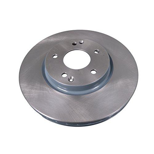 Blue Print ADG043214 Brake Disc Set (2 Brake Disc) front, internally ventilated, No. of Holes 5