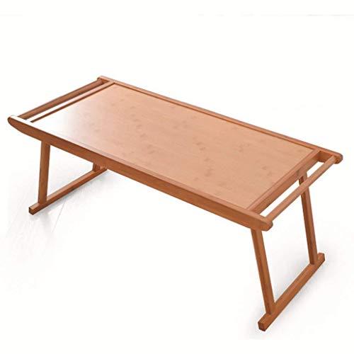 CZYNB Computer Desk Pieghevole-Piccolo Tavolino Tavolino Baia Tavolini Tavolo da tè Impermeabile Tavolo Multi-Funzione Tavolo Pieghevole Basso 43 * 96 * 39 cm