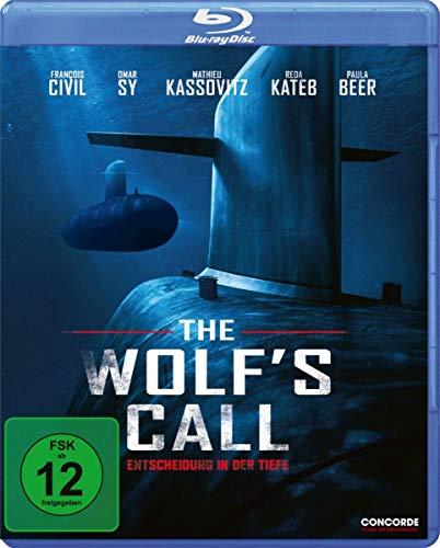 THE WOLFs CALL-ENTSCHEIDUNG IN DER TIEFE [Blu-ray]