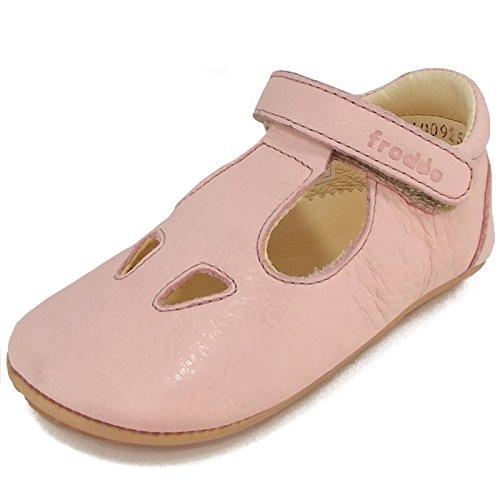 Froddo Prewalkers G1130006-1 Mädchen Babyschuhe Kaltfutter, Größe 21