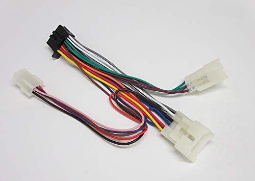 Direct Wire Harness for Pioneer Headunits (Compatible with Toyota and Subaru)