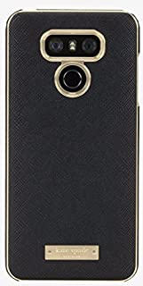 Kate Spade New York Saffiano Wrap Case LG G6 KSLG-004-BLK