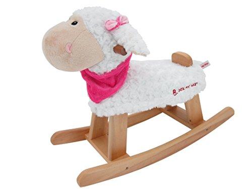 Sweety Toys 3914 Mouton à bascule Liesel