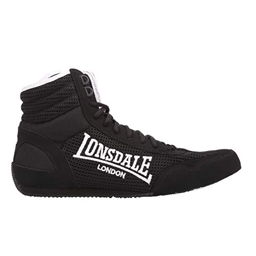 Lonsdale Herren Contender Boxschuhe Boxen Stiefel...