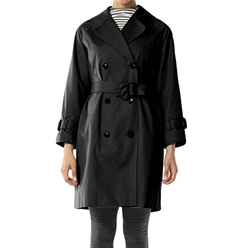 Why Should You Buy Leadmall Women's Double Breasted Coat | Ladies Stylish British Pea Coat Winter Tr...