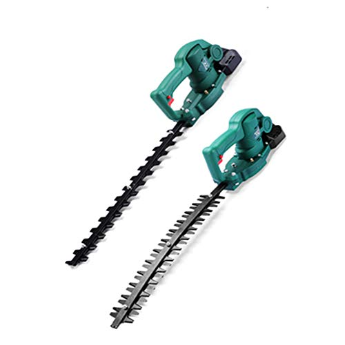 Review Maniny Hedge Trimmer,Lithium-ion Anti-jam Hedge Trimmer, Blade Length: 365mm (Battery Not I...