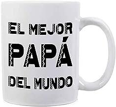 Papa Fathers Day - Mejor Papa Del Mundo - Regalos Para Papa - Papa Coffee Mug - Papa Birthday Gifts - Papa Mug - Sorpresa ...