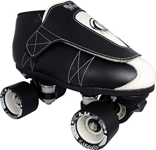 Vanilla Jr. Tuxedo Quad Speed Roller Jam Skates (Kids 3)