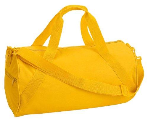 Liberty Bags 8805 Barrel Duffel (Bright Yellow)