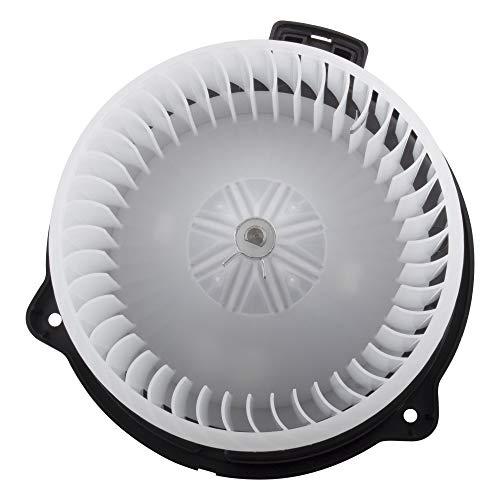 BOXI Heater Blower Motor W/Fan for 2000-2004 Toyota Avalon / 2002-2006 Toyota Camry / 2004-2008 Toyota Solara 87103-06031