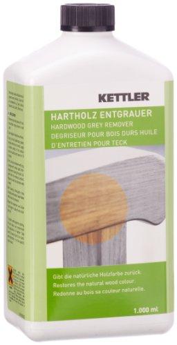 Kettler Accessoires H5450-000 Hartholz-Entgrauer 1000 ml