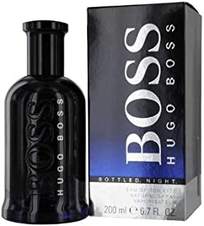 Boss Bottled Men Night Eau de Toilette Spray, 200ml