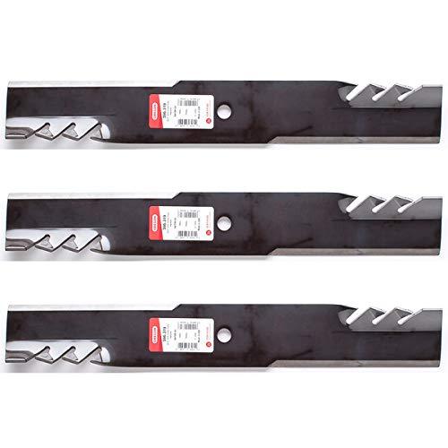3PK Oregon 596-319 G5 Gator Blades for 60' Hustler 602771, 603992, 793794
