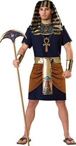 InCharacter Herren-Kostüm Ägyptische Leuchtturm Uomo: X-Large rot