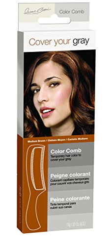 Cover Your gray Peigne Couleur, Marron moyen