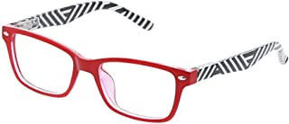 Peepers Women's Zuma No Correction No Polarization Rectangular Prescription Eyewear