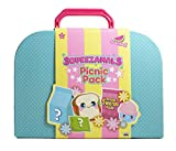 Squeezamals Picnic Pack, 5 pc